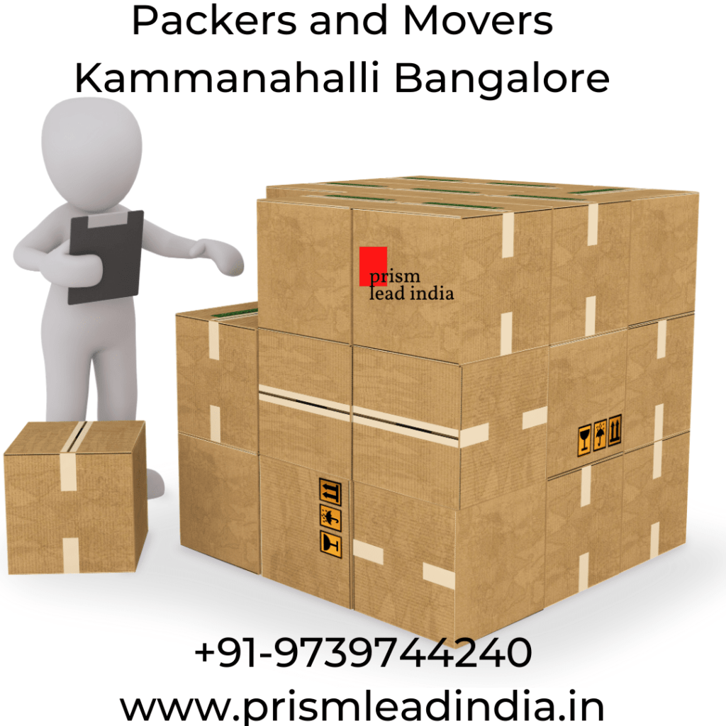 Packers and Movers in Kammanahalli