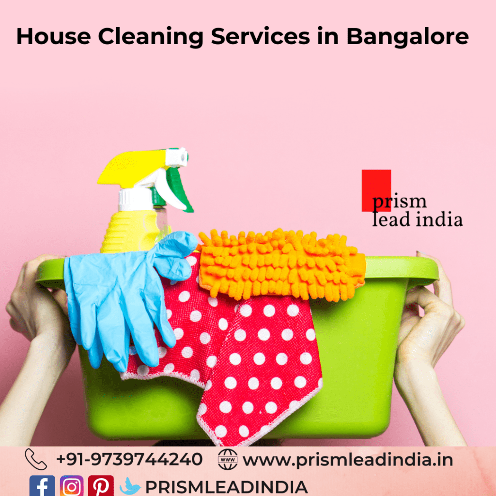 House Cleaning Services in Bangalore