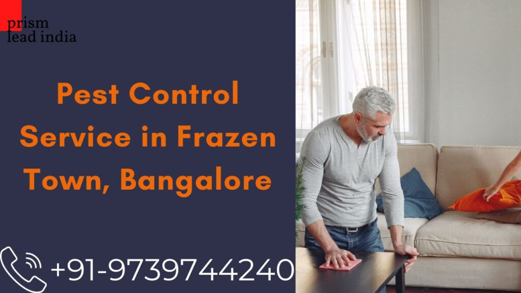 pest control services in Frazen town