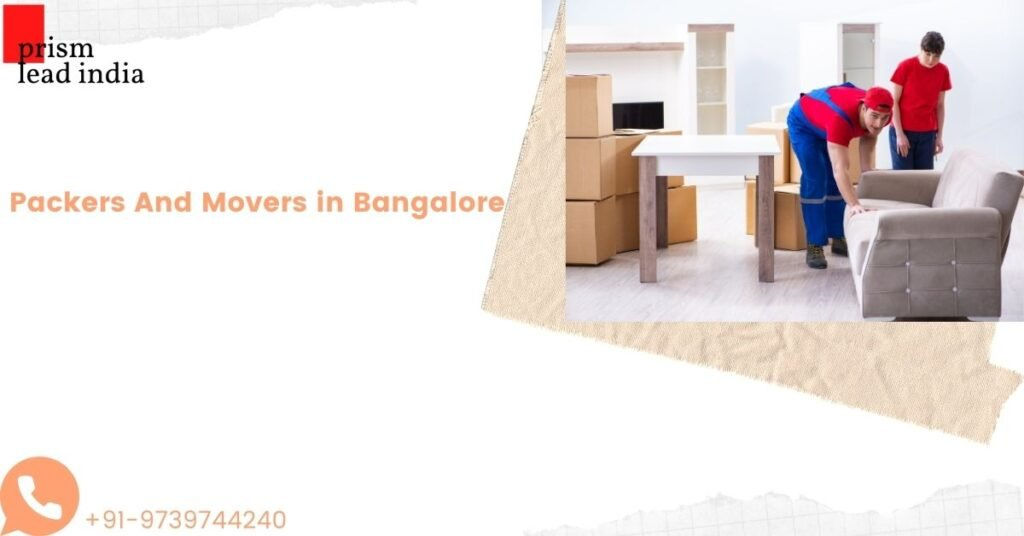 Packers And Movers In Yeshwanthpur