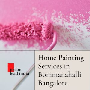 Home Painting Services in Bommanahalli