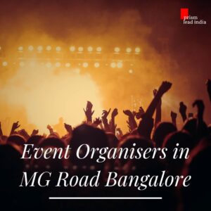 Event Organisers in MG Road