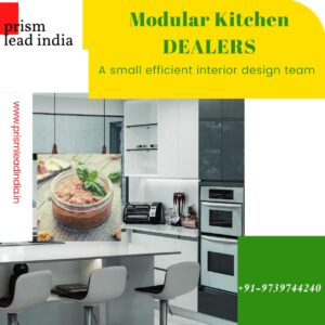 Modular Kitchen Dealers OMBR Layout