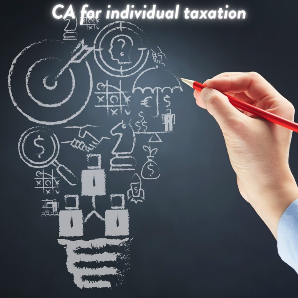 CA for individual taxation