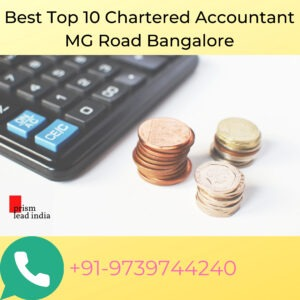 Best Top 10 Chartered Accountant in MG Road Bangalore