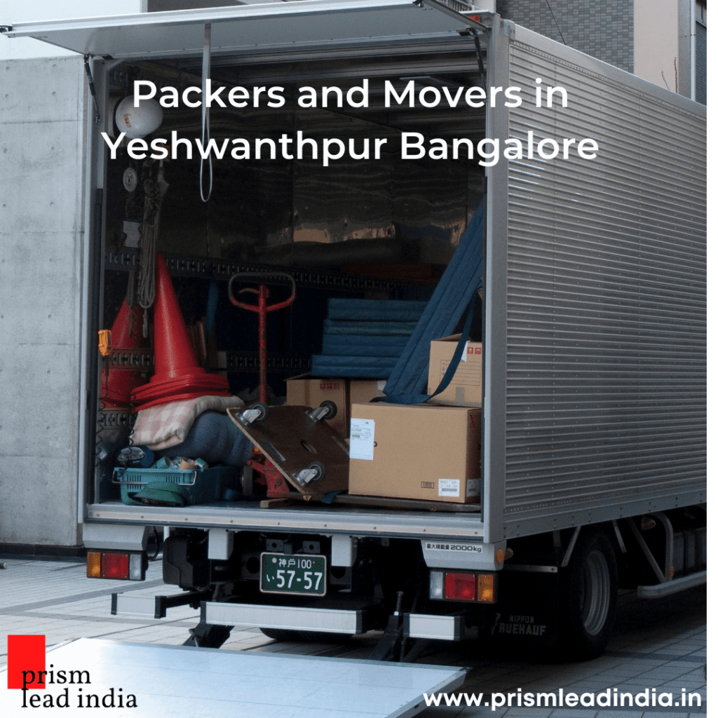 Packers And Movers In Yeshwanthpur Bangalore