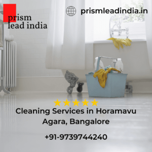 Cleaning Services in Horamavu Agara