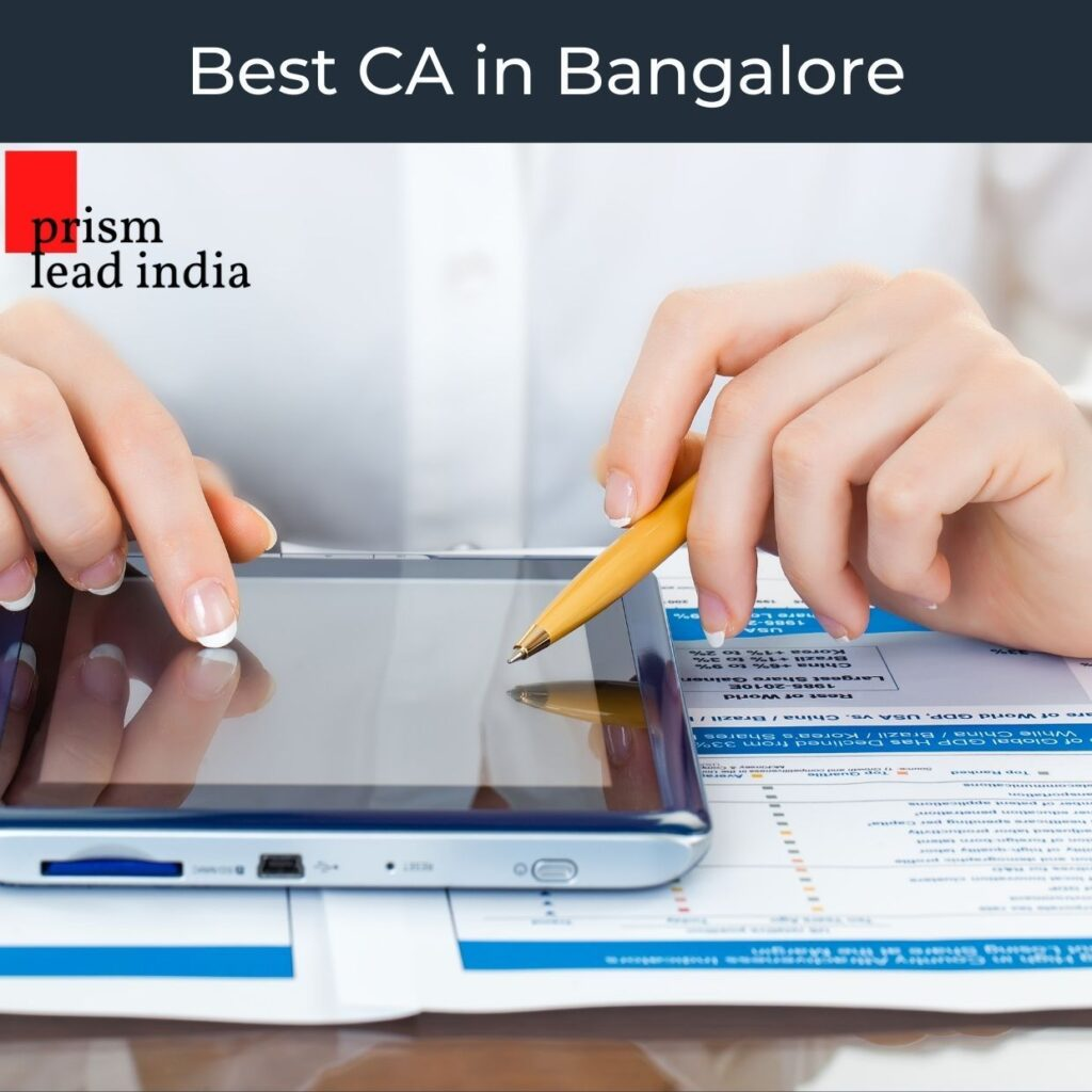 Chartered Accountant in Whitefield