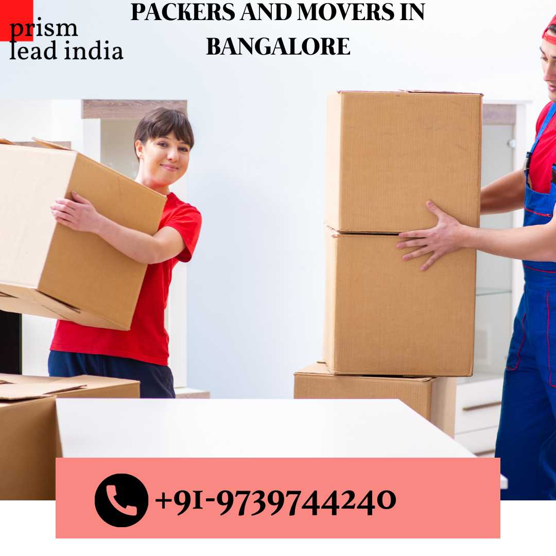 Packers and Movers Bommanahalli