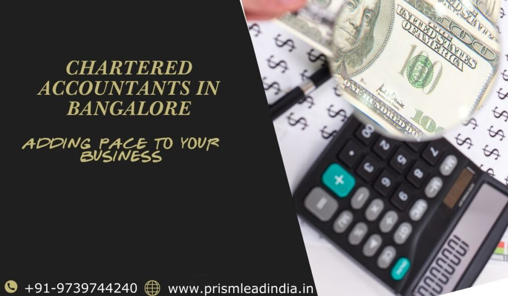 Chartered Accountants in Domlur
