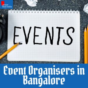 Event Organisers in Bangalore