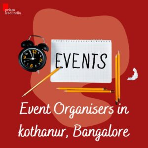 Event Organisers in kothanur