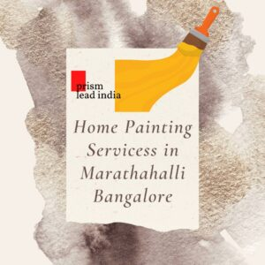 Home Painting Services in Marathahalli