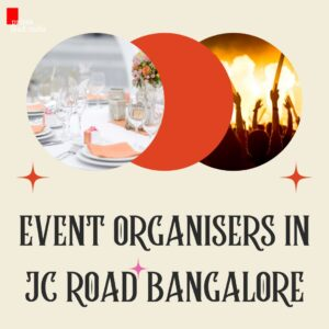 Event Organisers in JC Road
