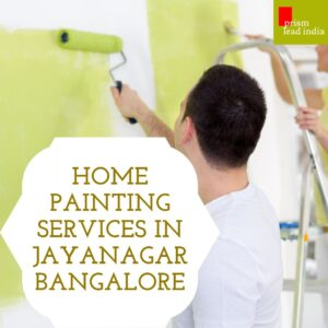 Home Painting Services in Jayanagar