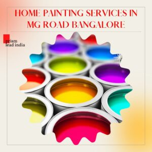 Home Painting Services in MG Road
