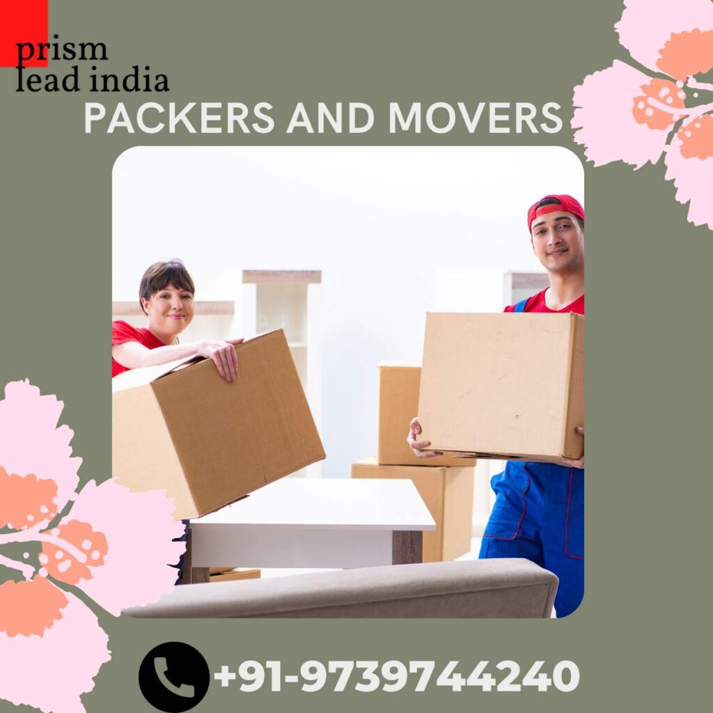 Packers and Movers Hsr Layout